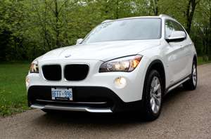 BMW X1 offers fleet operators a fuel economy of 10.2 litres/100 kilometres city and 6.5 L/100km highway