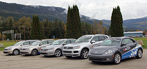 2014 Volkswagen Great Canadian TDI Clean Diesel Tour