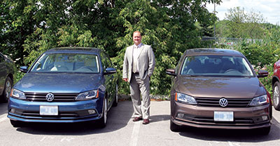 Thomas Roth, Manager, Fleet and Corporate Sales, Volkswagen Canada