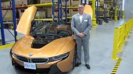 BMW Group Canada  Grows