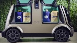 Grocer Pilots Driverless Delivery Service