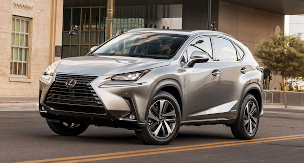 Lease A 2020 Lexus Nx 300h Hybrid Automatic Awd In Canada Leasecosts Canada