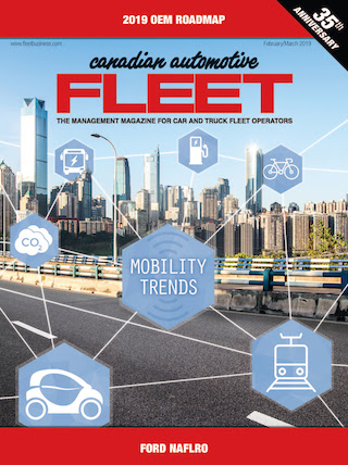 Canadian Automotive Fleet February/March 2019