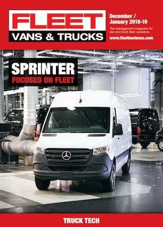 Fleet Vans and Trucks
