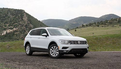 Tiguan Growing In Size And Popularity
