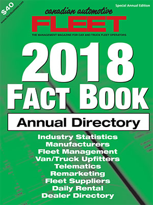 Canadian Automotive Fleet Fact Book