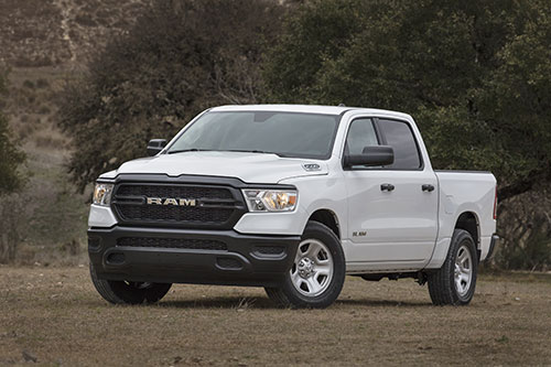 Fleet Favourite Ram 1500 Tradesman Revealed