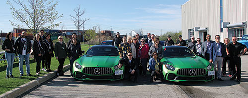 Fleet Workshop Covers a Multitude Of TopicsMercedes-benz AMG Emotion Tour