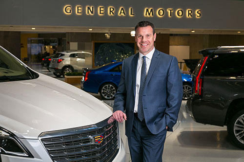 General Motors Executive Changes
