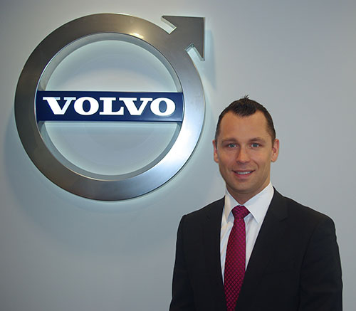 Volvo Canada Makes Appointment