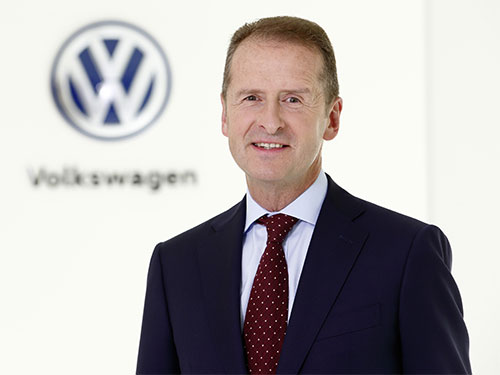 VW Group Management Changes