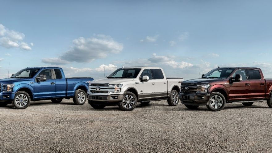 Best-Ever July for Ford F-150